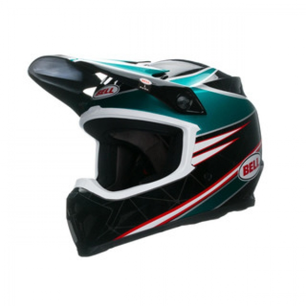 Úvod » Motooblečení » Helmy » Motokrosová přilba BELL MX-9 Airtrix Paradise 8ab6305ebe
