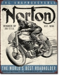 Cedule Norton Winner