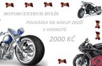 Poukaz na odběr zboží - 2000 Kč