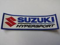 Nášivka Suzuki modrá e9cd3f64a9
