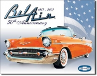 Cedule Bel Air 50 th