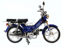 Moped Champ 50 litá kola