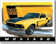 Cedule Ford Mustang 302