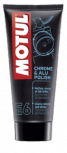 Motul E6 Chrome and Alu polish 0,1L