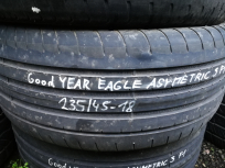 Good Year- Eagle Asymetric 3F1 235/45 R18