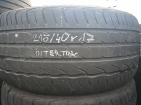 Intertrac TC525 215/40 R17