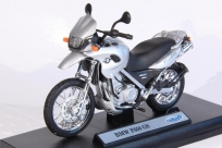 Model moto BMW F650 GS