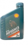 Shell olej Advance VSX 2T 1l