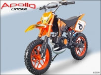 Minicross Apollo 49cc