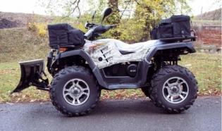 Zvětšit Čtyřkolka Delta Force 300 4x4 - ATV 22
