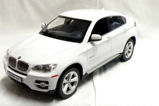 Zvětšit RC - BMW X6 - 1:14 White