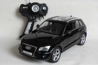 Zvětšit RC - AUDI Q5 - 1:14 Black