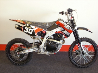 Zvětšit Dirtbike Orion 250 cc - DP07